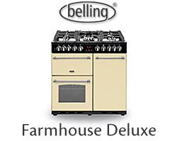 Belling Farmhouse Deluxe 90DFT