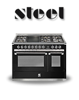 steel range cookers