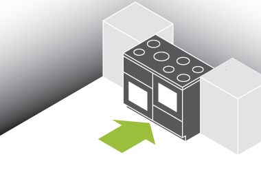 Range Cooker Rangemaster Stoves Leisure Installation