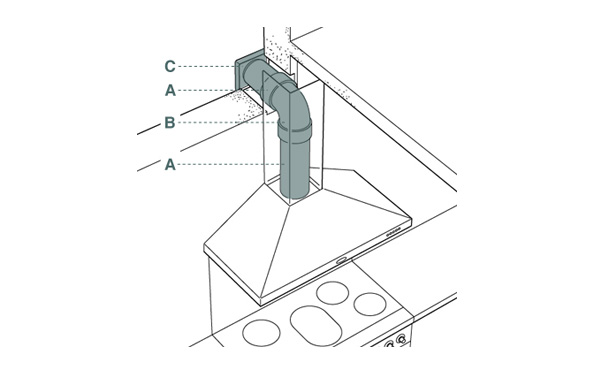 (DUCT/2609) Ducting Kit