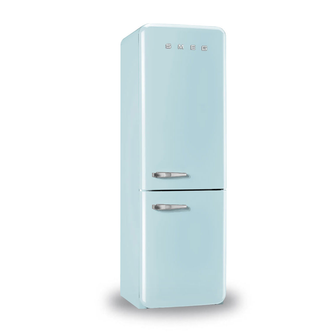 smeg fab32 right hinged refrigeration. Black Bedroom Furniture Sets. Home Design Ideas