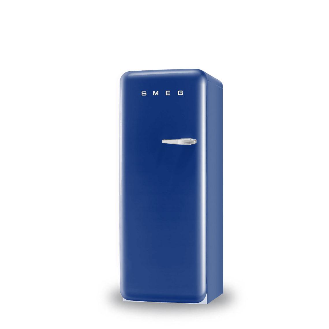 smeg fab28 left hinged refrigeration. Black Bedroom Furniture Sets. Home Design Ideas