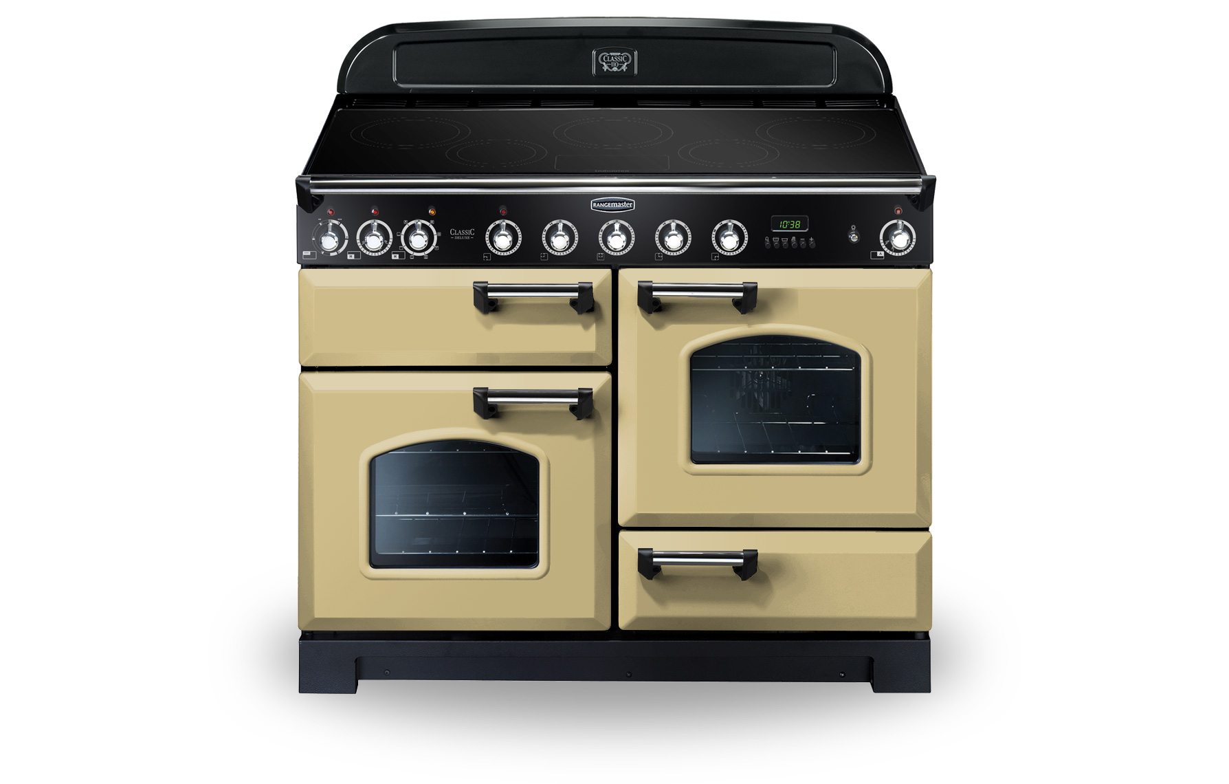 Rangemaster Classic Deluxe 110 Induction Range Cookers