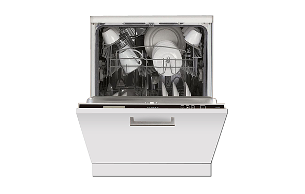 S600DW integrated dishwasher