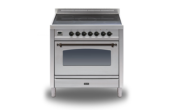 Milano 90 Single Induction (bronze)