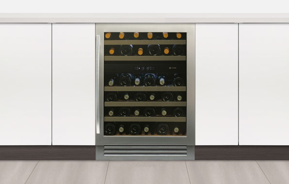 Slot-in Wine Cooler Split Wi6127