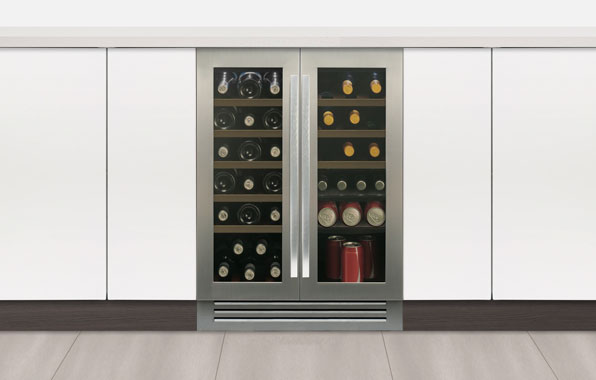Slot-in Wine Cooler Twin Wi6226
