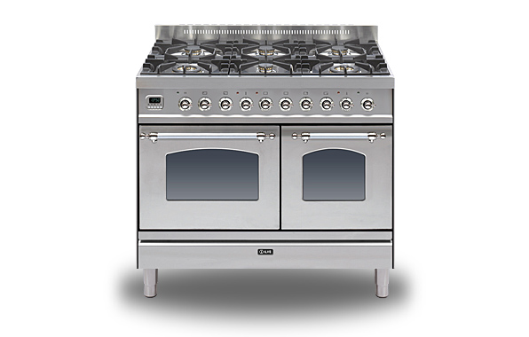 Milano 100 Twin 6-burner