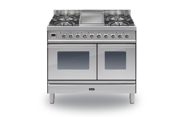 Roma 100 Twin Fry Top - GRADED