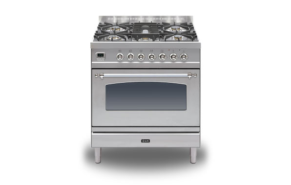 Milano 80 Single 5-burner