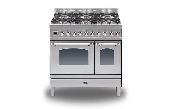 Milano 90 Twin 6-burner