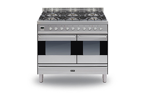 Moderna 100 Twin 6-burner