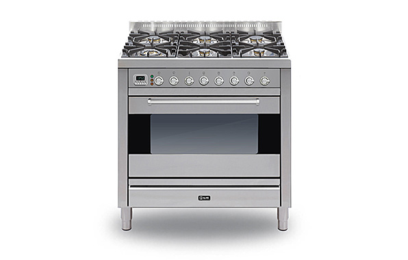 Moderna 90 Single 6-burner