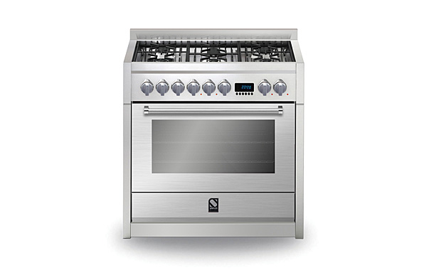 Genesi 90 Combi-steam 6-burner
