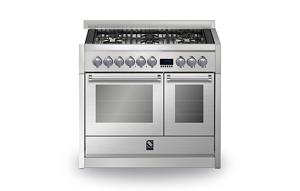 Genesi 100 Combi-Steam 6-burner