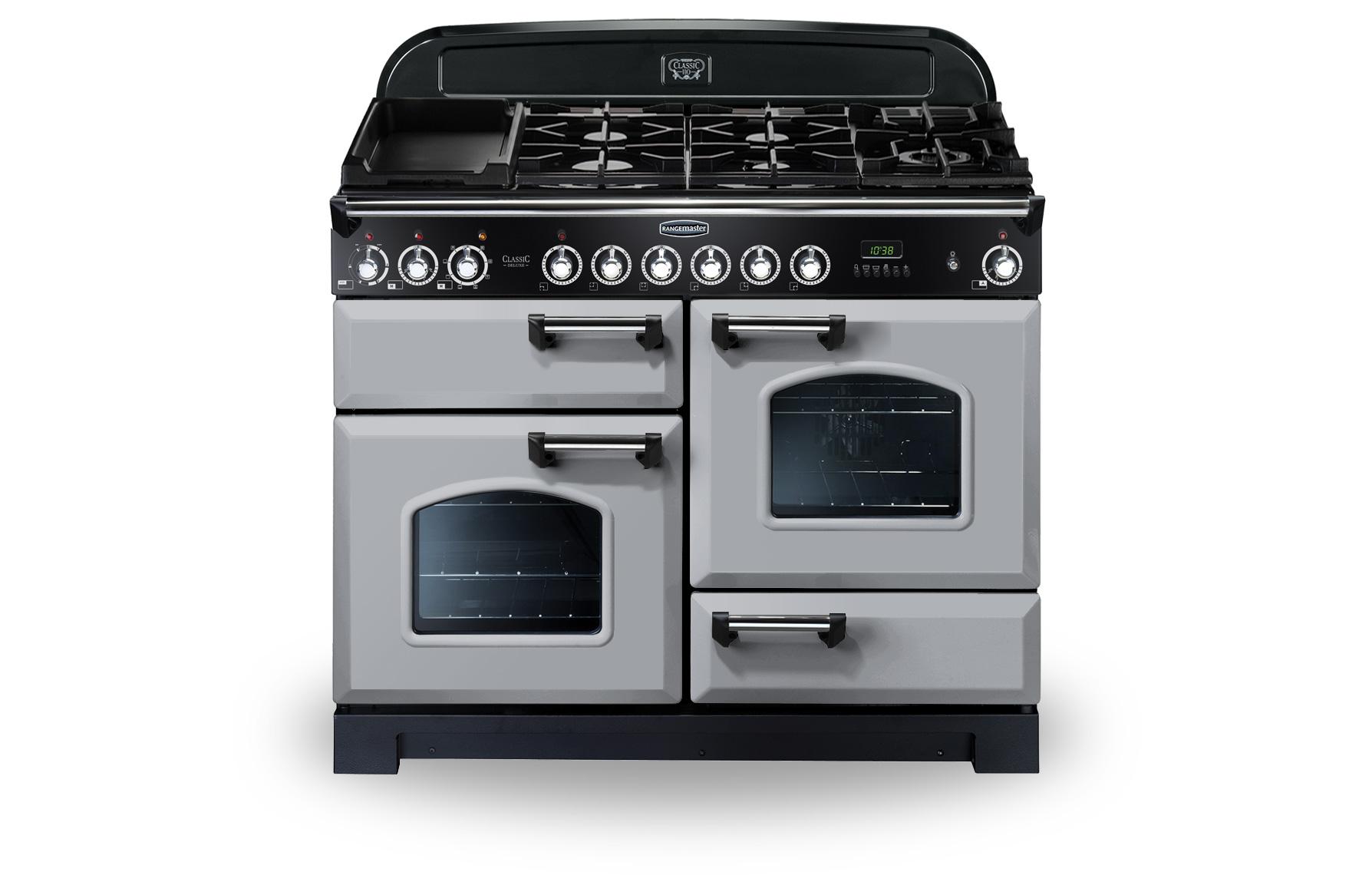 Rangemaster Classic Deluxe 110 Range Cookers