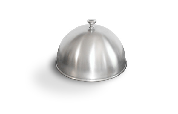Cloche Cover for Fry Top