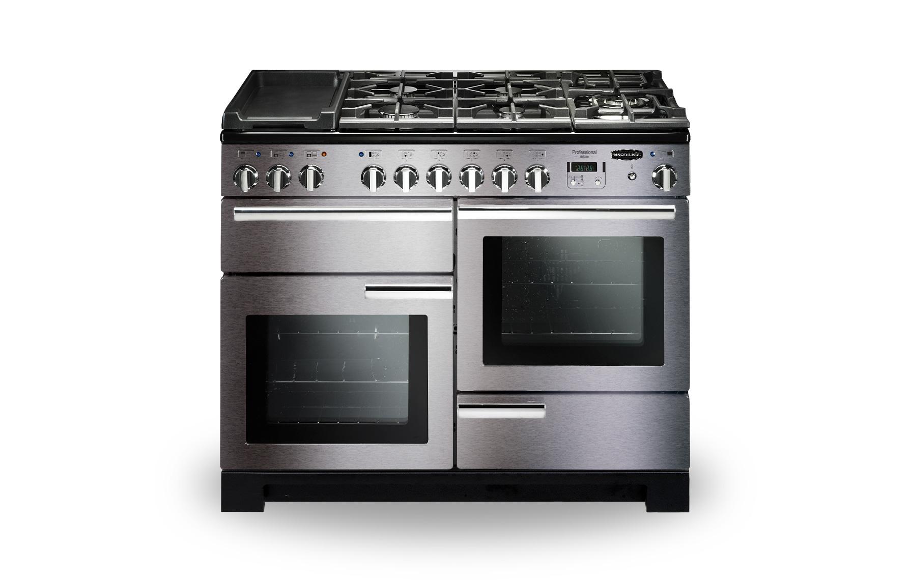 Rangemaster Professional Deluxe 110 Range Cookers