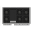 6 Burner Powerful Gas Hob