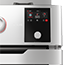 4.3' TFT Digital Touch Control Oven