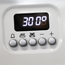 Clock & Timer With E3 Precision Digital Temperature Control